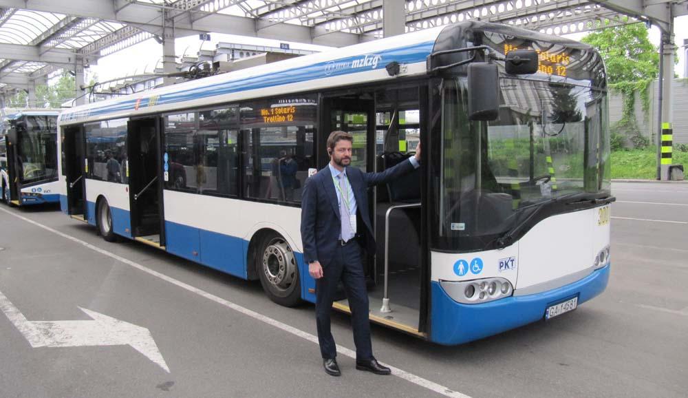 Milán elige a Solaris como proveedor de hasta 250 e-buses