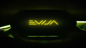 Lotus ha dado a conocer un teaser del Evija.