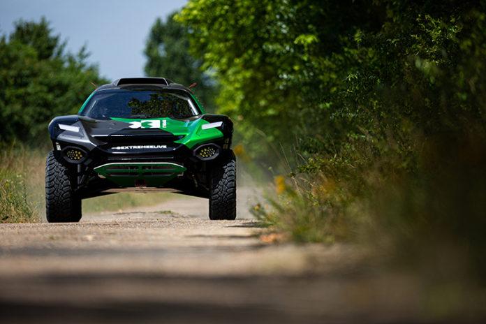 Odissey 21, el SUV eléctrico de la nueva competición Extreme E.