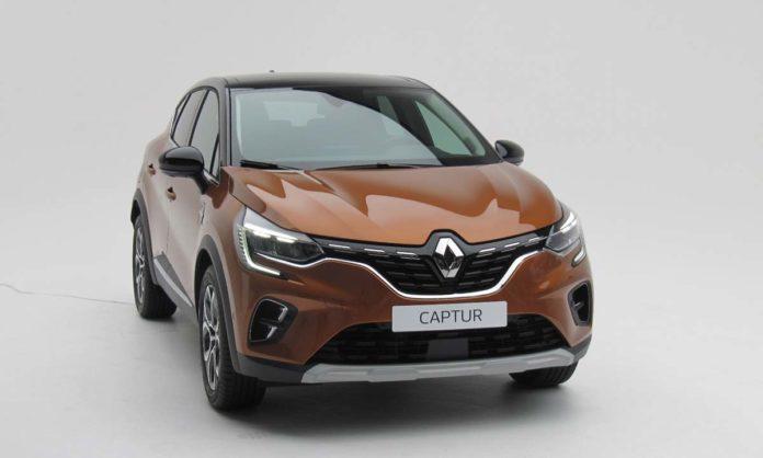 Renault Captur E-TECH-Plug-in