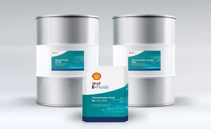 Fluidos específicos de Shell para vehículos eléctricos.