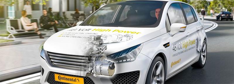 Entre otras tecnologías, ha desarrollado un sistema de accionamiento de alta potencia para vehículos híbridos.