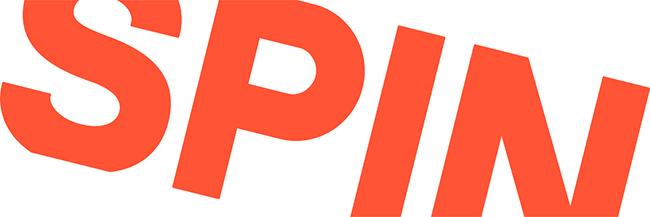 Nuevo logo de Spin.