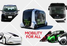 Con sus diferentes sistemas de transporte, Toyota asegurará una movilidad segura y accesible durante los Juegos Olímpicos de Tokio 2020.