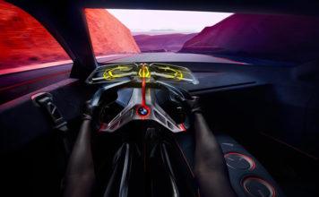 BMW Vision M Next, el concept deportivo híbrido-enchufable con grandes avances en conducción autónoma.