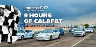 Eco GRand Prix de Calafat.