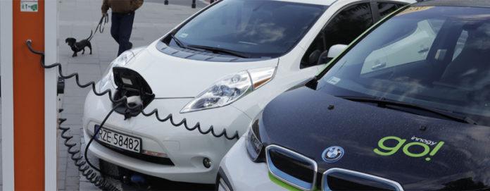 Planes estratégicos de los fabricantes de automóviles europeos con respecto al futuro eléctrico.
