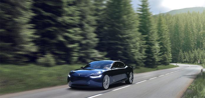 Reverie, el sedán de Fresco Motors que va a competir con cualquier coche en Noruega, incluido el Model 3.
