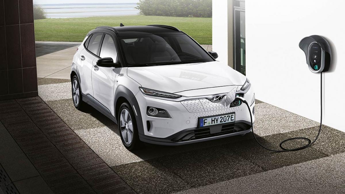 Hyundai regalará un punto de recarga a los que compren un eléctrico