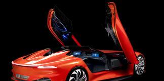 El cuidado diseño y la producción artesanal hacen del Karma SC1 un vehículo de lujo único.