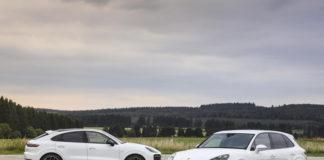 El SUV de Porsche ya tiene versión híbrido-enchufable. El Porsche Cayenne PHEV puede hacer 40 km en modo eléctrico.