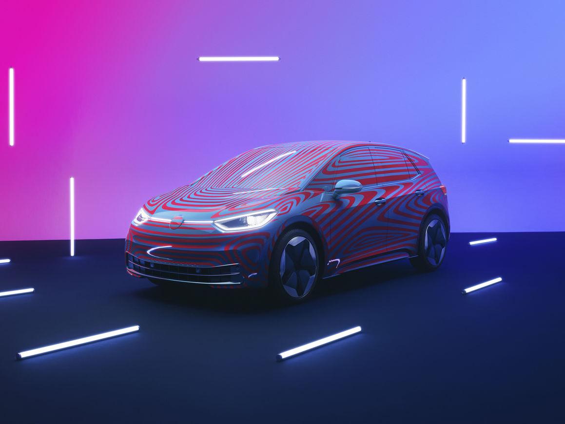 Volkswagen ha conseguido despertar un gran interés en su primer vehículo eléctrico.