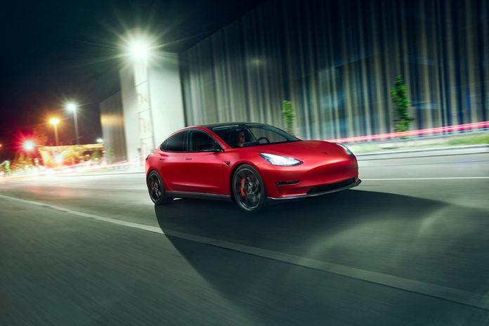 Tesla Model 3, uno de los que más momentos estelares ha generado en 2019.