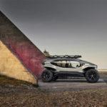 Debuta el Audi AI:TRAIL, un todoterreno eléctrico revolucionario.