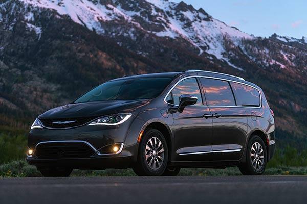 Chrysler Pacifica Hybrid Limited 2019 (PHEV)