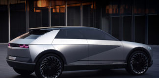 Hyundai 45 EV Concept.