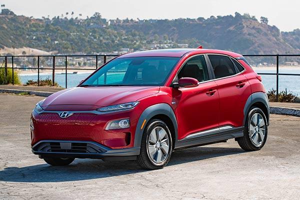 Hyundai Kona Electric SEL 2019