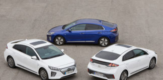 Nueva gama del Hyundai IONIQ. La renovación de la gama ha sido para sus tres versiones: híbrida, PHEV y eléctrica.