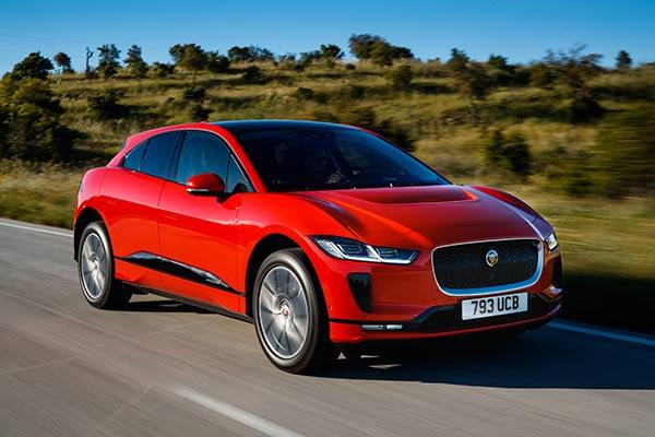 Jaguar I-Pace HSE (EV) 2019