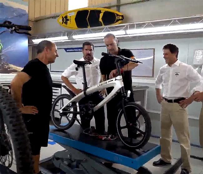 QEV Tech aportará innovacción y tecnología a los productos de movilidad eléctrica de ocio de LOBITO.