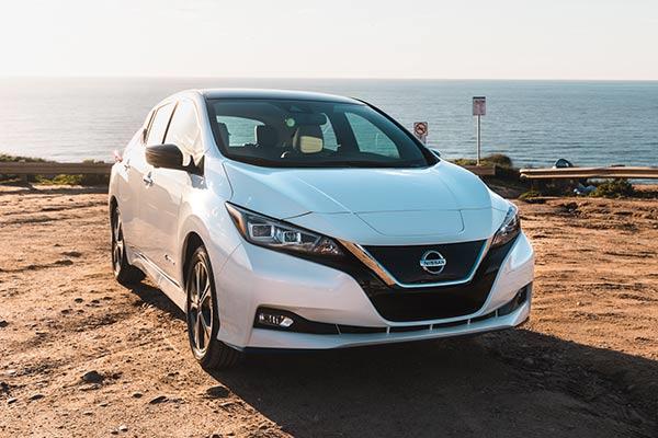Nissan Leaf S Plus (EV) 2019