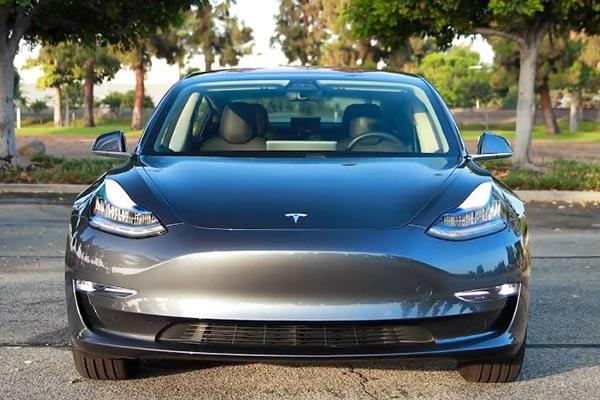 2019 Tesla Model 3 Single Motor (EV)