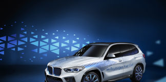 BMW i Hydrogen NEXT.