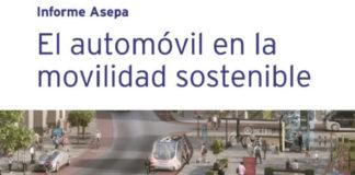 Informe ASEPA sobre la movilidad del futuro y la evolución actual.