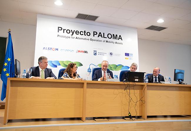Presentación Proyecto PALOMA.