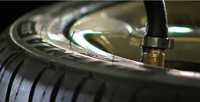 La presión de los neumáticos es un aspecto destacado a la hora de realizar una conducción eficiente.