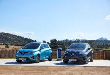 ZOE, líder de ventas de vehículos eléctricos en octubre