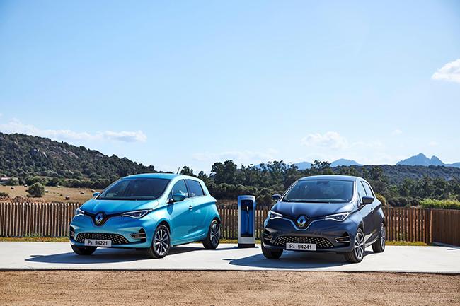 El nuevo ZOE ha vivido numerosos cambios, y no sólo de diseño, sino de funcionamiento como coche eléctrico, con más potencia y autonomía.