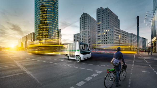 El Grupo Schaeffler acaba de presentar sus novedades en IAA sobre motores eléctricos y vehículos autónomos.