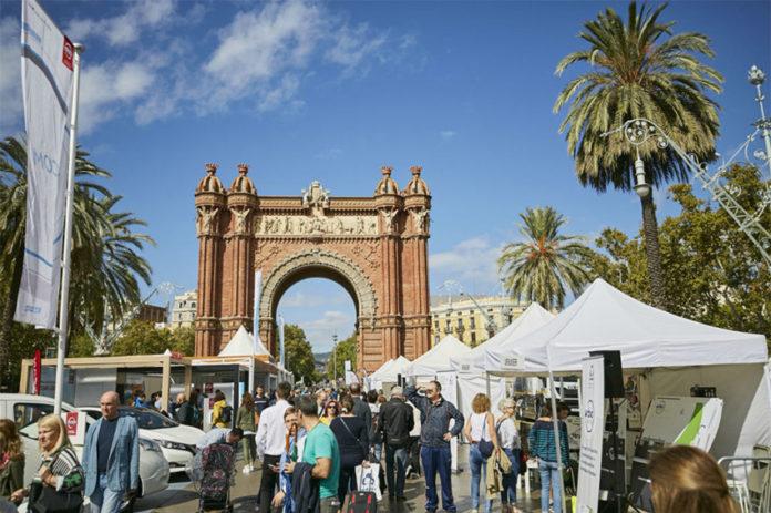 Novena edición de Expoelectric, la feria dedicada a la movilidad eléctrica en Barcelona. Foto: Expoelectric