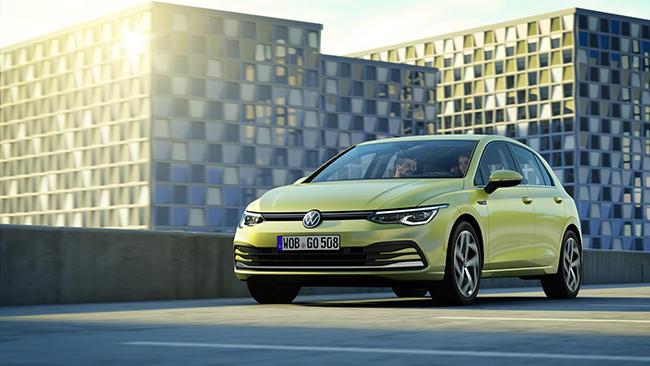 La apertura de pedidos del Golf 8 empezará en diciembre y en febrero llegará al mercado español.