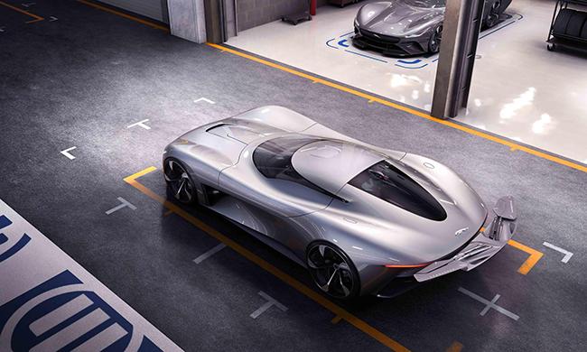 Un magnífico diseño, exterior y exterior, además de un gran rendimiento, para el deportivo virtual de Jaguar.