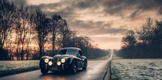En el momento de su lanzamiento, el Jaguar XK120, 1953, era el automóvil de producción más rápido del mundo.