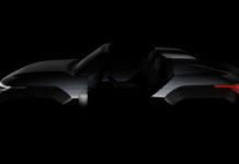 Mitsubishi MI-TECH CONCEPT. Teaser.