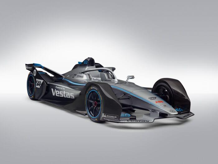 Mercedes EQ Silver Arrow01. Es una de las grandes novedades de la sexta temporada de la Fórmula E.