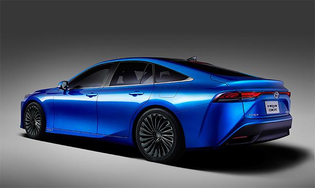 Toyota cree en una sociedad de hidrógeno, algo que ha expresado desde hace ya años.