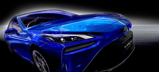 Toyota lanzará el nuevo Mirai, inicialmente, en Japón, Europa y América del Norte en 2020.