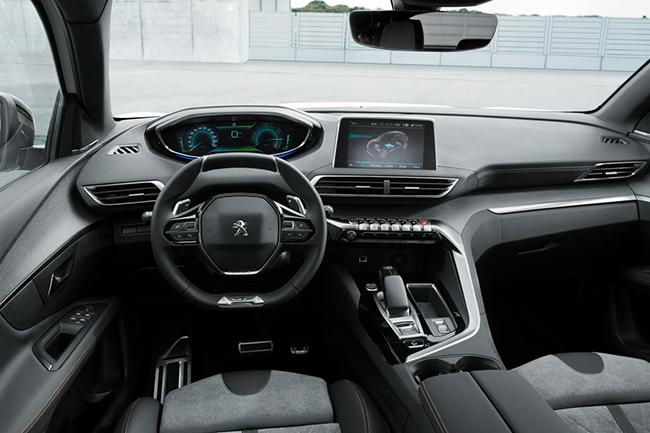 Peugeot 3008 Hybrid4.