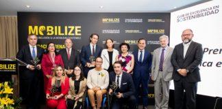 Entrega de premios de la VII Edición.