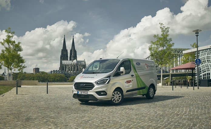 Ford incorpora Colonia a las pruebas de tecnologías Blockchain y Geofencing de sus vehículos PHEV.
