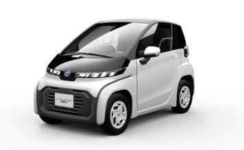 Toyota Ultra-compact.