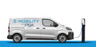 Opel Vivaro C, una de las nuevas versiones eléctricas PSA.