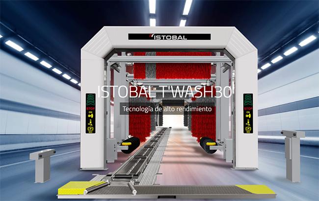 Túneles de lavado, un sistema tan apto para vehículos eléctricos e híbridos como para vehículos de combustión interna.