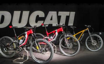 Nuevas bicicletas eléctricas Ducati.