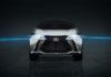 Puede que el primer Lexus eléctrico sea como el concept que presentó la marca hace tiempo en Ginebra, el Lexus LF-SA.