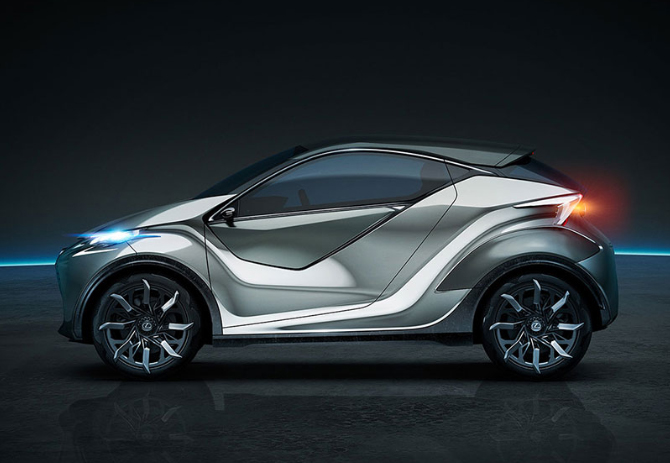 Aún sin saber si el LF-SA es el vehículo en el que se ha inspirado Lexus para su primer eléctrico, lo más probable es que sea el de Tokio 2019.